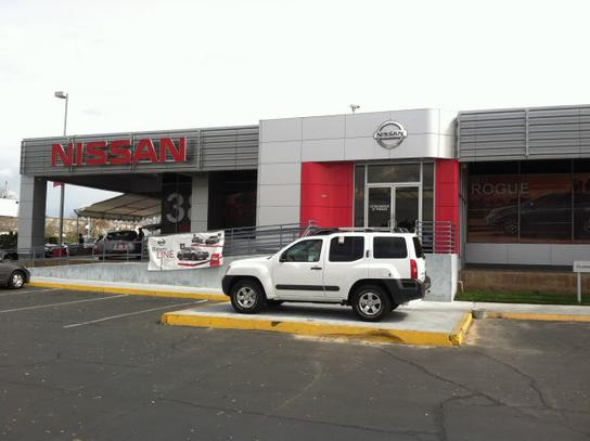 Lithia Nissan of Fresno 1