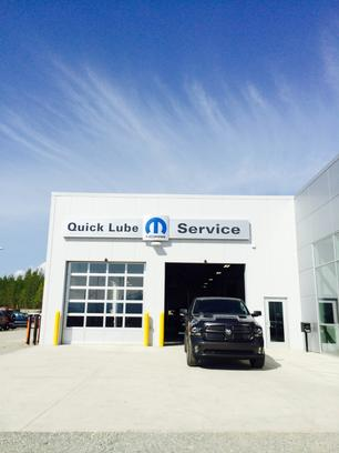 Lithia Chrysler Jeep Dodge RAM of Wasilla 3
