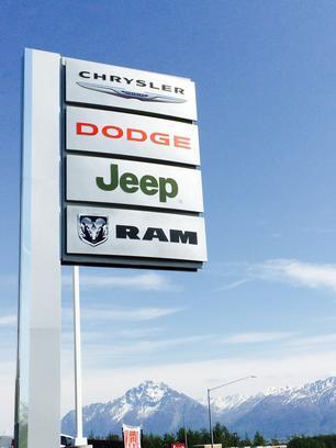 Lithia Chrysler Jeep Dodge RAM of Wasilla Social Media | Kelley Blue