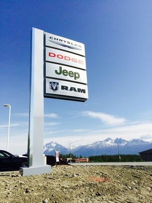 Lithia Chrysler Jeep Dodge RAM of Wasilla 1