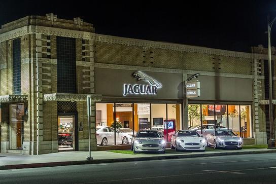 Rusnak/Pasadena Jaguar