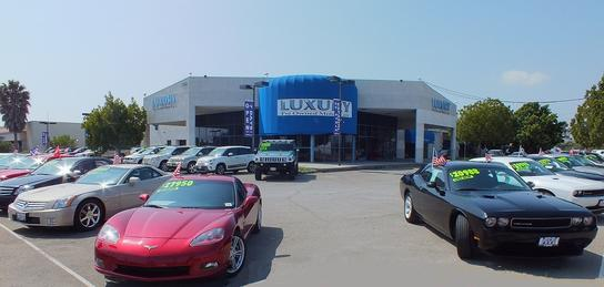 Luxury Pre-Owned Motorcars