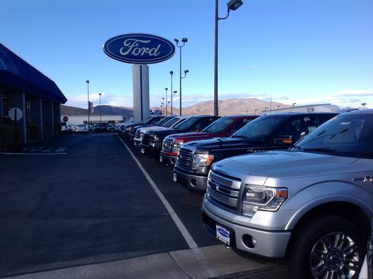 Capital Ford Carson City >> Capital Ford Carson City Car Dealership In Carson City Nv