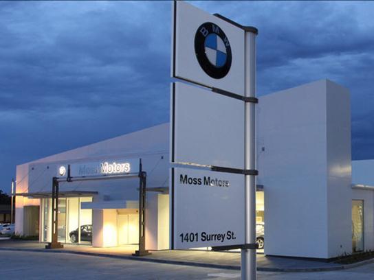 Moss Bmw Lafayette >> Moss Bmw Car Dealership In Lafayette La 70501 Kelley Blue Book