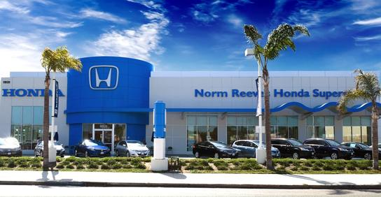 Norm Reeves Honda Superstore Huntington Beach