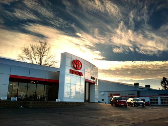 Wilson Toyota of Ames