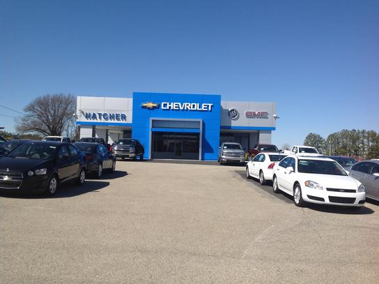 Hatcher Chevrolet 2