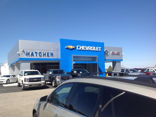 Hatcher Chevrolet 1