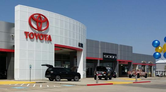 Toyota Of Alvin >> Toyota Of Alvin Car Dealership In Alvin Tx 77511 Kelley Blue Book