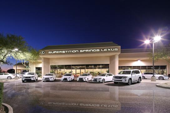 Superstition Springs Lexus