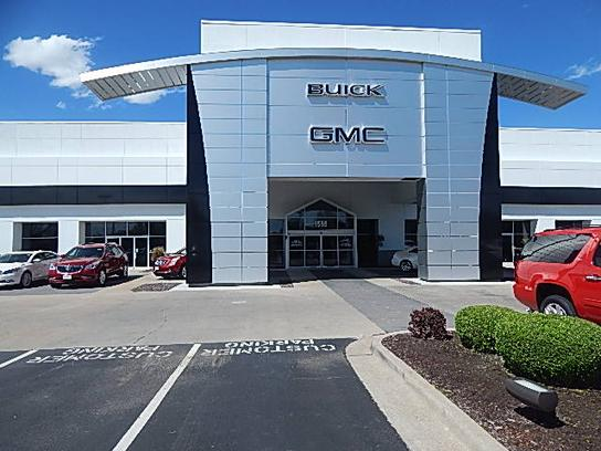 Thompson Buick Gmc Cadillac Car Dealership In Springfield Mo