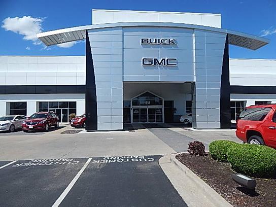 Thompson Buick GMC Cadillac car dealership in Springfield ...
