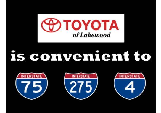 Toyota Of Lakewood >> Gettel Toyota Of Lakewood I 75 Exit 220 Car Dealership In