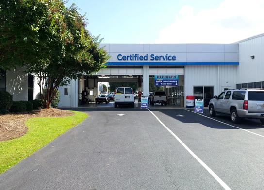 Herndon Chevrolet car dealership in LEXINGTON, SC 29072 ...