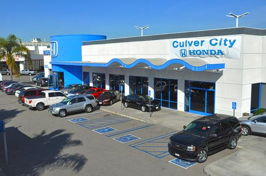 Culver City Honda Service >> Culver City Honda Car Dealership In Culver City Ca 90232