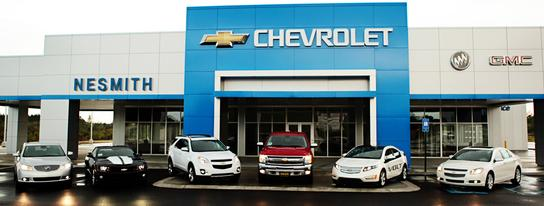 Nesmith Chevrolet Buick Gmc Of Jesup Car Dealership In Jesup