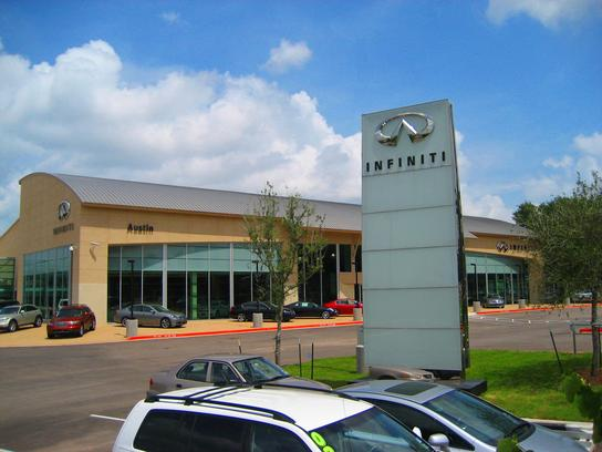 Continental Automotive Group: Austin INFINITI
