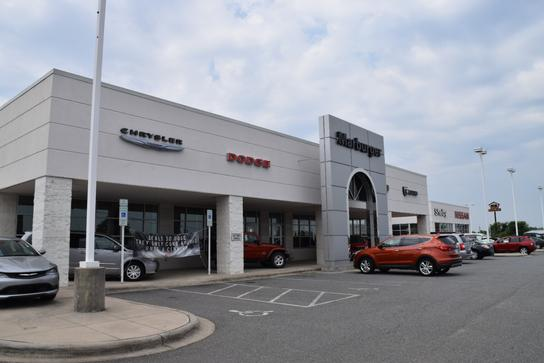 Marburger Chrysler Jeep Dodge Ram Car Dealership In Shelby
