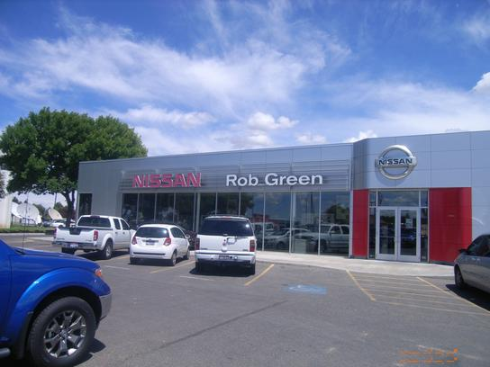 Rob Green Nissan