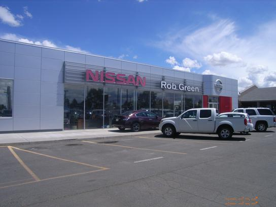 Rob Green Nissan Car Dealership In Twin Falls Id 83301