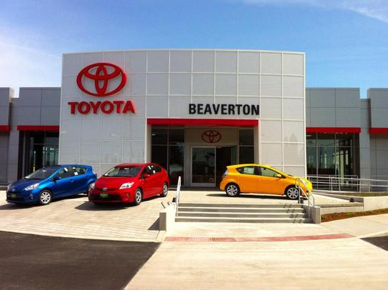 Beaverton Toyota - Scion