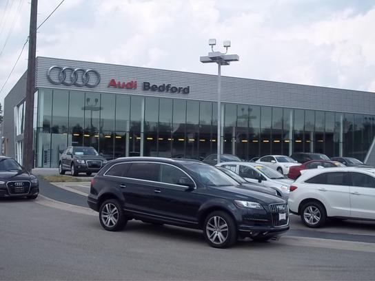 Audi Bedford Car Dealership In Bedford OH Kelley Blue Book - Audi of bedford