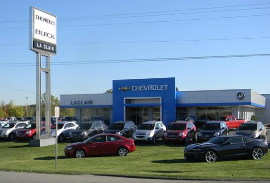 Laclair Chevrolet Buick Car Dealership In Chesaning Mi 48616