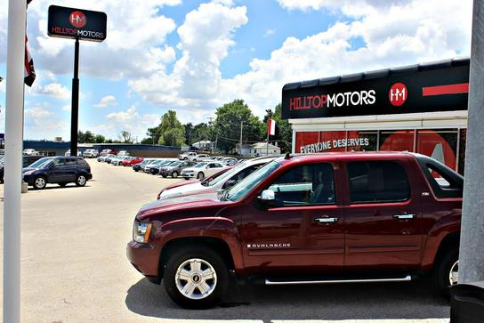Car Dealerships In St Joseph Mo >> Hilltop Motors Car Dealership In St Joseph Mo 64507