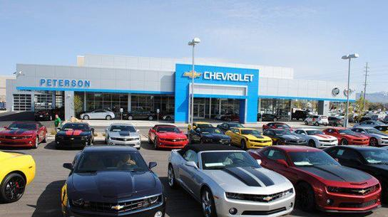 Peterson Chevrolet Buick Cadillac car dealership in BOISE ...
