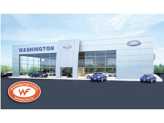 Washington Ford Pa >> Washington Ford Car Dealership In Washington Pa 15301