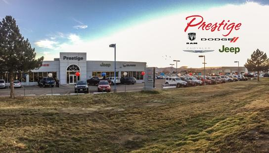 Prestige Chrysler Dodge Jeep RAM Inc
