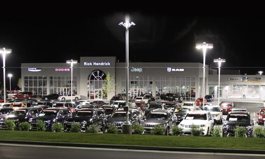 Hendrick Chrysler Dodge Jeep Ram Of Concord Car Dealership