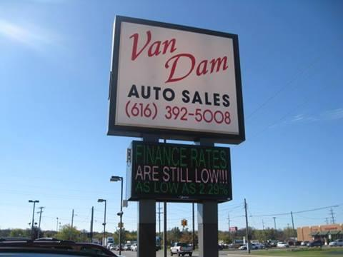 Van Dam Auto Sales and Leasing
