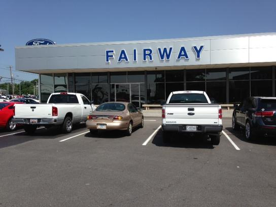 Fairway Ford Lincoln Subaru 2