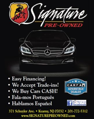 Signature Pre-Owned