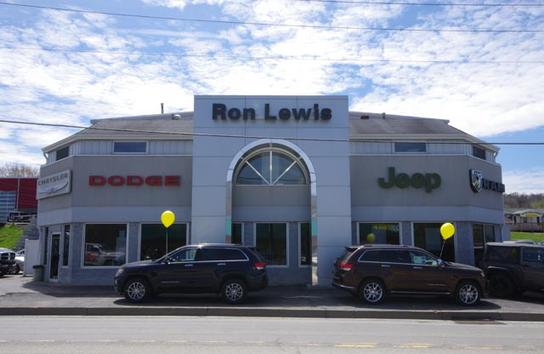 Ron Lewis Jeep >> Ron Lewis Chrysler Dodge Jeep Ram Waynesburg Car Dealership
