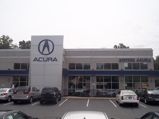 Spitzer Acura Car Dealership In McMurray PA Kelley Blue Book - Acura dealers in pa