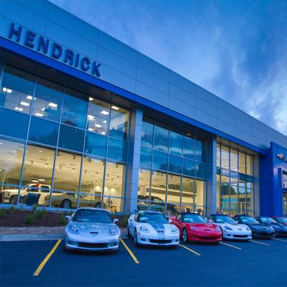 Hendrick Chevrolet of Shawnee Mission 1