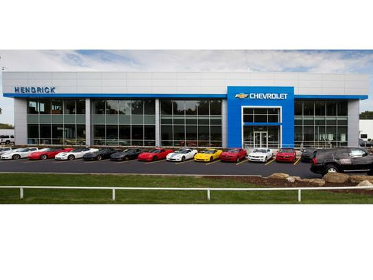 Hendrick Chevrolet of Shawnee Mission