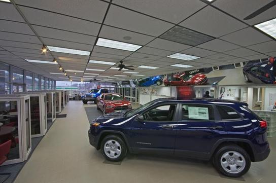 Ron Lewis Chrysler Dodge Jeep Ram Pleasant Hills 2