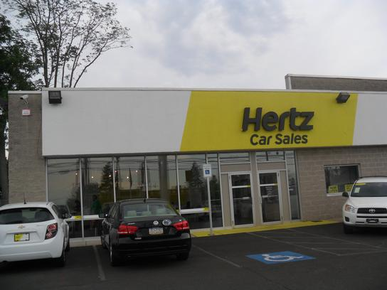 Hertz Car Sales Warminster