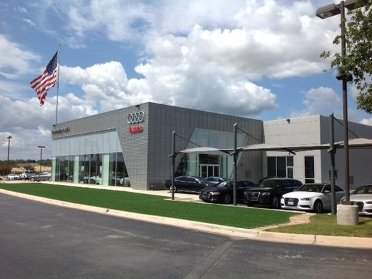 Audi Dominion Car Dealership In San Antonio Tx 78257