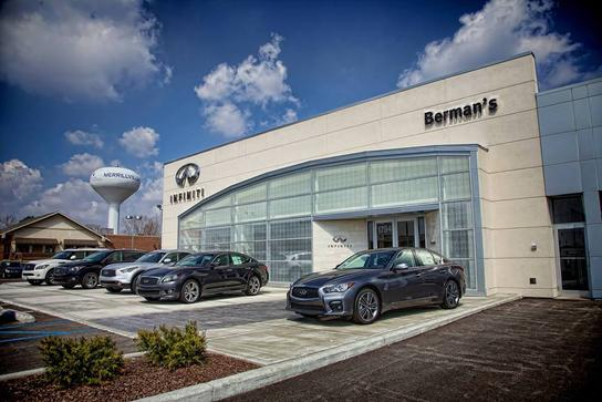Berman INFINITI of Merrillville 1