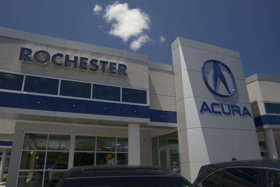 Garber Acura of Rochester 1