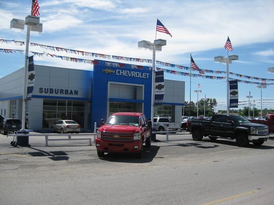 Suburban Chevrolet   OK Car Dealership In Claremore, OK 74017 8306 | Kelley  Blue Book