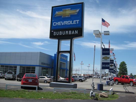 Superior Suburban Chevrolet   OK