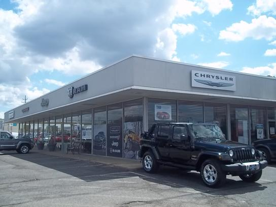 Spitzer Chrysler Dodge Jeep RAM - Cleveland 1