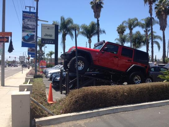 Premier Chrysler Dodge Jeep Ram of Buena Park 1