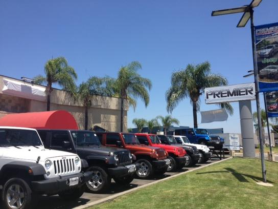 Premier Chrysler Dodge Jeep Ram of Buena Park