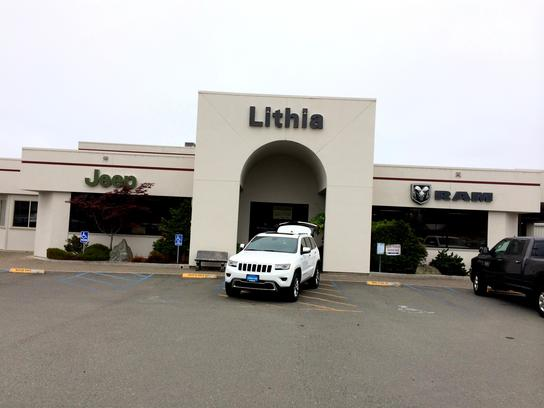 Lithia Chrysler Jeep Dodge Of Eureka Car Dealership In Eureka Ca